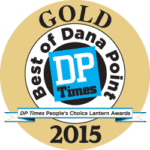 Logo of Dana Point Times Best Of Awards